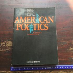 AMERICAN  POLITICS THE PEOPLE AND THE POLITY