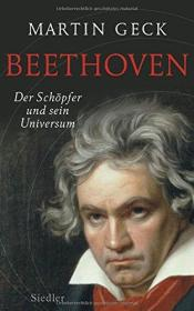 德文 德语 贝多芬传记 Beethoven: Der Schöpfer und sein Universum 德国原版