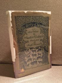 The Story of Rosina and other Verses(奥斯丁·多布森《罗西娜及其他诗作》,Hugh Thomson丰富插图,典丽布面精装,极其罕见带护封,1895年珍贵英国初版,贴藏书票)