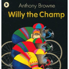 Willy the Champ:冠军威利 ISBN9781406318739