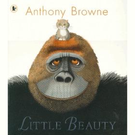Little Beauty 安东尼布朗绘本:小美猫