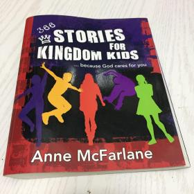 STORIES FOR KINGDOM KIDS 9781432101497