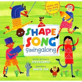 Shape Song Swingalong (A Barefoot Singalong)形状歌(廖彩杏推荐)