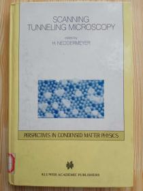 SCANNING TUNNELING MICROSCOPY扫描隧道显微镜 馆藏书