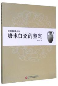 正版 古瓷器鉴定丛书·唐宋白瓷的鉴定