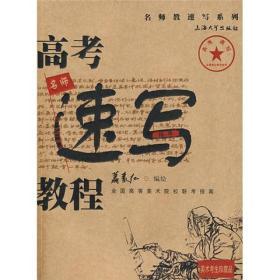 名师教速写系列:高考速写教程