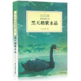9787532489350/沈石溪激情动物小说—黑天鹅紫水晶