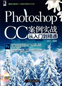 PhotoshopCC案例实战从入门到精通王红卫机械工业出版社978711146