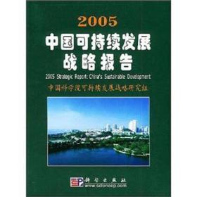 2005中国可持续发展战略报告