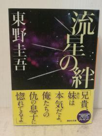 东野圭吾 东野 圭吾:流星の绊 (讲谈社文库) 日文原版书