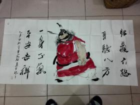 王林画钟馗