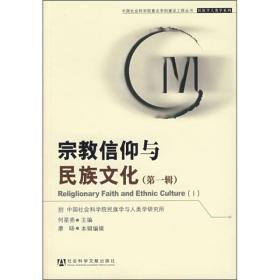 宗教信仰与民族文化辑 何星亮  社会科学文献出版社 9787802306