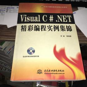 Visual C#.NET精彩编程实例集锦(无光盘)