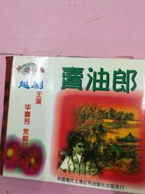 越剧 汉文皇后 VCD 2碟