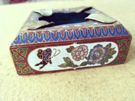 景泰蓝制品,七八十年代的烟灰缸