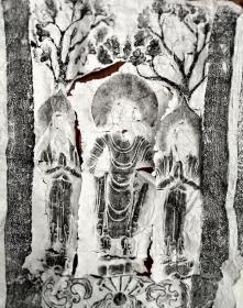 河南最大最美的北齐佛造像《刘碑寺造像碑》