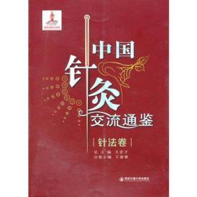 中国针灸交流通鉴 针法卷
