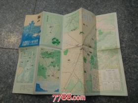 鞍山交通导游图