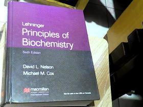Lehninger Principles  of  Biochemistrry彩色图版原版印刷