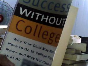 Success Without College  Why Your Child May Not