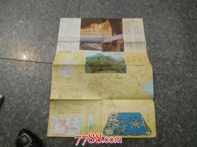 天津市交通旅游览图