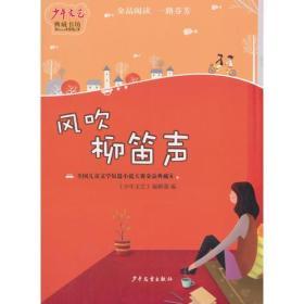《少年文艺》典藏书坊  风吹柳笛声——全国儿童文学短篇小说大赛金品典藏⑥