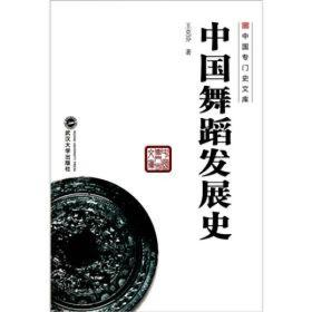 中国专门史文库:中国舞蹈发展史