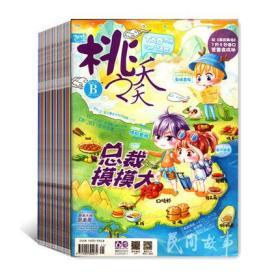 桃之夭夭杂志2017年5-10月 古风花火爱格飞魔幻类小说
