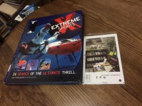 英文原版  Extreme Sports : In search of the Ultimate Thrill 【存于溪木素年书店】