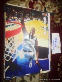 篮球海报收藏:篮球 2001年第23期 凯文 加内特 9