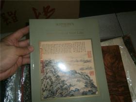 苏富比1993年4月29日 董邦达 西湖四十景