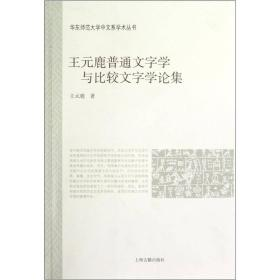 王元鹿普通文字学与比较文字学论集
