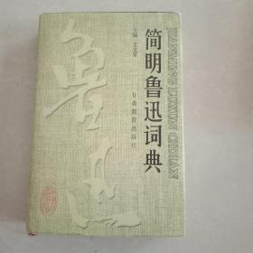 简明鲁迅词典。