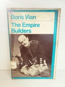 Boris Vian:The Empire Builders (戏剧) 英文版