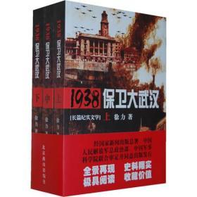 保卫大武汉(3册)