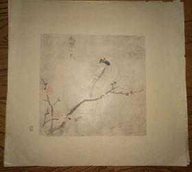 彩色珂罗版:花鸟画~宋徽宗御笔(4)