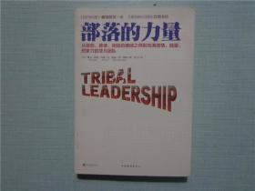 部落的力量:从抱怨、推诿、拖延的庸碌之师到充满激情、能量、想象力的非凡团队