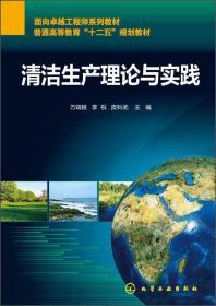二手清洁生产理论与实践万端极化学工业出版社9787122229267