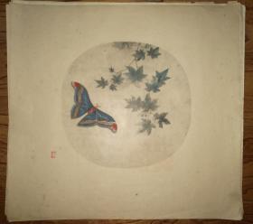 彩色珂罗版:花鸟画~(10)