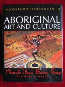 The Oxford Companion to Aboriginal Art and Culture(英语原版 精装本)牛津原住民艺术和文化指南