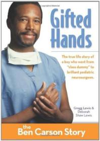 Gifted Hands  Kids Edition: The Ben Carson Story (zonderkidz Biography)