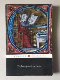 THE LAIS OF MARIE DE FRANCE(32开平装本,企鹅经典版)