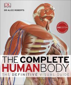 The Complete Human Body完整的人类身体图鉴(2016)