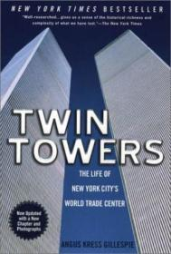 Twin Towers:: The Life Of New York Citys Trade Center