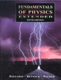 Fundamentals Of Physics Extended Fifth Edition Version Without Softlock Cd-physics  2.0