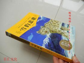 动物小说沈石溪·品藏书系:雪豹悲歌