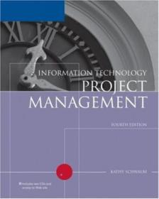 Information Technology Project Management  Fourth Edition