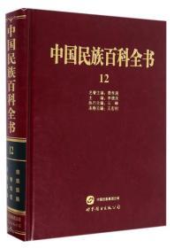 中国民族百科全书12