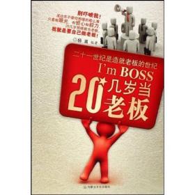 20几岁当老板