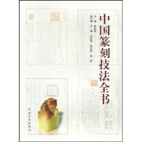 中国篆刻技法全书